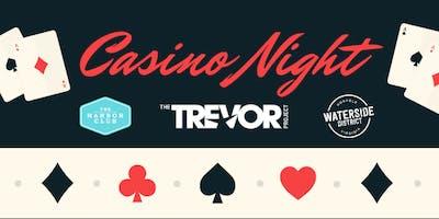 The Trevor Project Vegas Casino Night