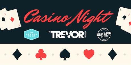 The Trevor Project Vegas Casino Night tickets