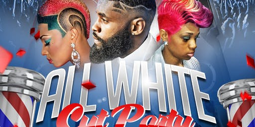 All White CutParty