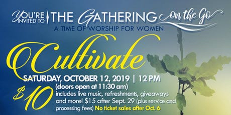 The Gathering on the Go tickets