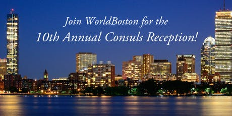 10th Annual Consuls Reception tickets