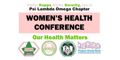 Women's Health Conference tickets