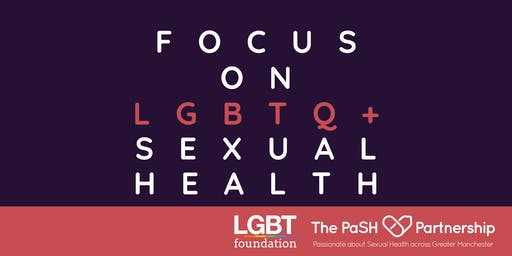 LGBTQ+ Sexual Health focus group