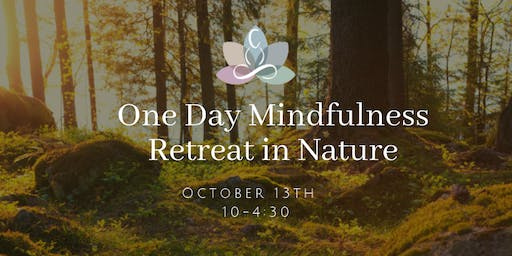 One Day Mindfulness Retreat in Nature