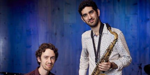 Miro Sprague & Daniel Rotem : Lyrical Jazz Duo
