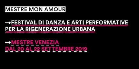 Masterclass con Daniele Albanese @MestreMonAmour Festival biglietti