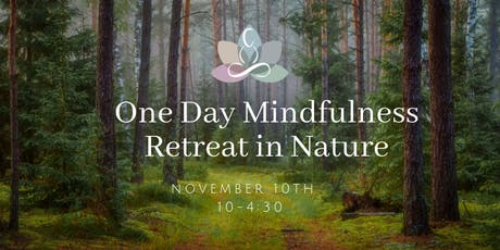 One Day Mindfulness Retreat in Nature tickets