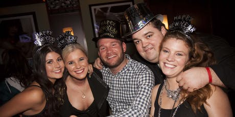 2020 Denver New Year's Eve (NYE) Bar Crawl tickets