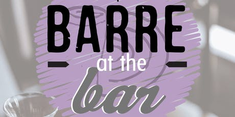 Barre at the Bar tickets