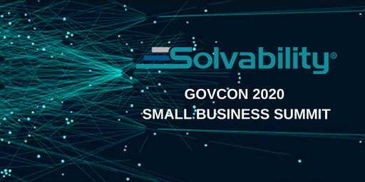 GovCon 2020 Small Business Summit