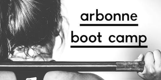 Arbonne Boot Camp