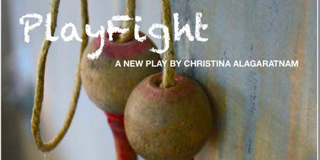PlayFight - A script in hand performance of a new play. tickets