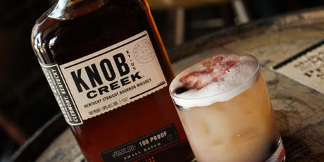 Knob Creek Bourbon Dinner tickets
