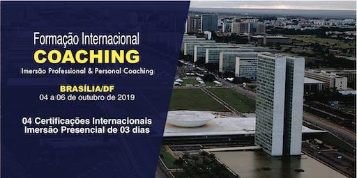 [BRASÍLIA] FORMAÇÃO EM COACHING - IMERSÃO PPC - 04 A 06 DE OUTUBRO