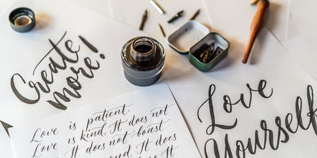 St. Albert Amplify Festival: Calligraphy tickets