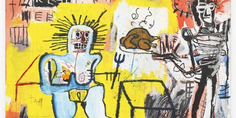 Art Inspired by Jean-Michael Basquiat tickets