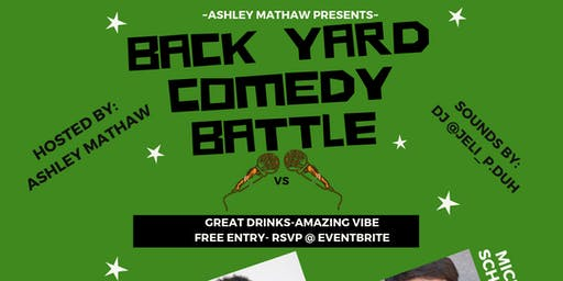Backyard Comedy Battle