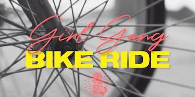 Girl Gang Bike Ride