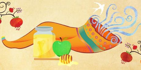 Rosh Hashanah Paint Night Out tickets