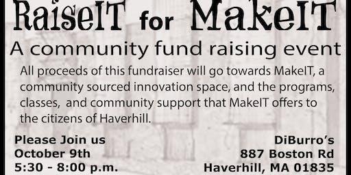RaiseIT for MakeIT Fundraiser