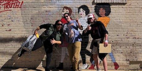 Make an art scene: Freaky First Friday- November Art Walk tickets