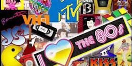"A Totally ""RAD"" 80's Trivia Extravaganza tickets"