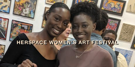 HERspace Womens Art Festival tickets