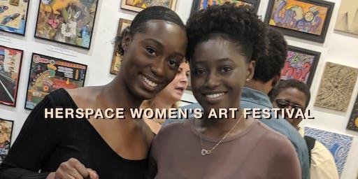 HERspace Womens Art Festival