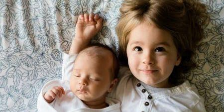 Preparing Your Child For A New Sibling - October