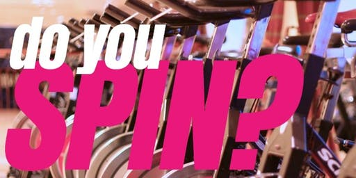 Be Aware Foundation Presents THE PINK SPIN