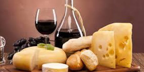 Wine & Artisan Cheese Tasting tickets