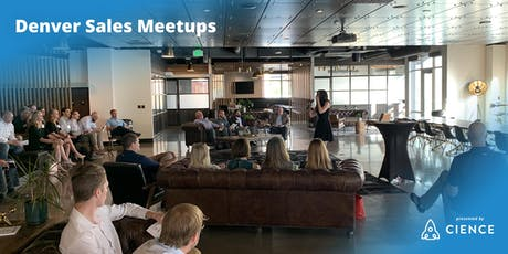 Denver Sales Meetup (Fall 2019) tickets