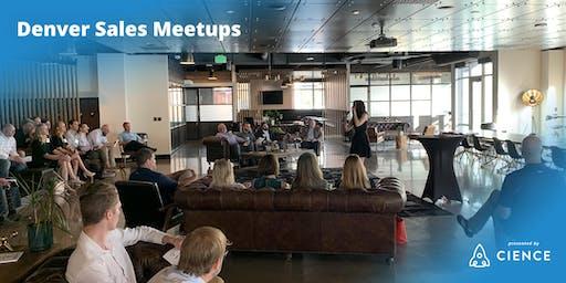 Denver Sales Meetup (Fall 2019)