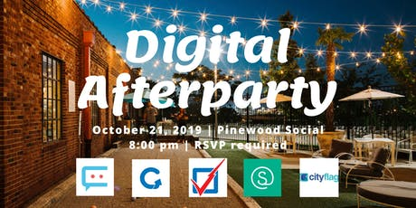 Digital Afterparty at #ICMA2019 tickets