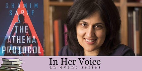 In Her Voice: Shamim Sarif Book Launch tickets