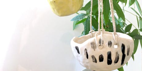 St. Albert Amplify Festival: Pottery - Hanging Planters with the Art Gallery of St. Albert tickets