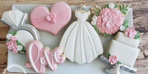 Intermediate Wedding Cookie Class