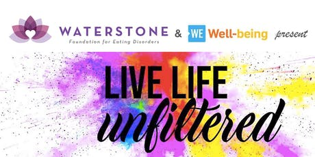 Live Life Unfiltered tickets