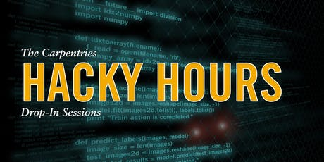 The Carpentries Hacky Hours, Drop-In Session tickets