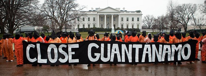 """""""Guantánamo Kid"""" Book Talk & Discussion image"""