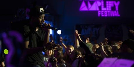 St. Albert Amplify Festival: Songwriting with Arlo Maverick tickets