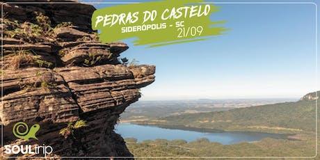 21/09/2019 - Pedras do Castelo - Siderópolis/SC ingressos