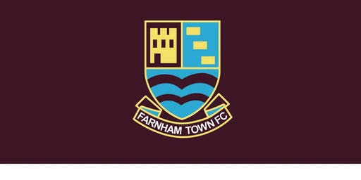 Farnham Town F.C. Oct 26th Fundraiser