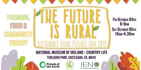 THE FUTURE IS RURAL: Sustainable Rural Futures Fair tickets