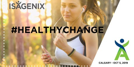 #HEALTHYCHANGE tickets