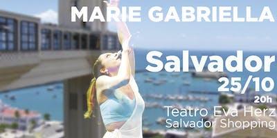 Marie Gabriella em Salvador