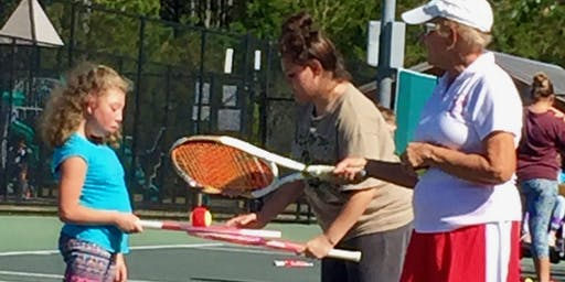 Raleigh Abilities Tennis Clinics - Volunteer Registration