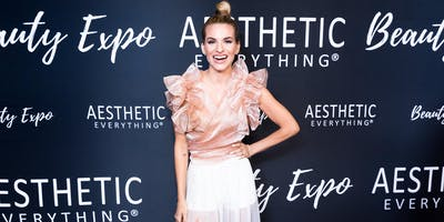 THE AESTHETIC EVERYTHING BEAUTY EXPO TRADE SHOW - CELEBRITY/MEDIA RED CARPET AWARDS EVENT 2020
