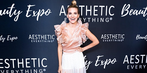 THE AESTHETIC EVERYTHING BEAUTY EXPO - CELEBRITY-MEDIA RED CARPET AWARDS DINNER 2020