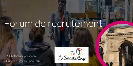 Forum recrutement - Spécial Sorbonne Université tickets